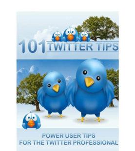 101 Twitter Tips