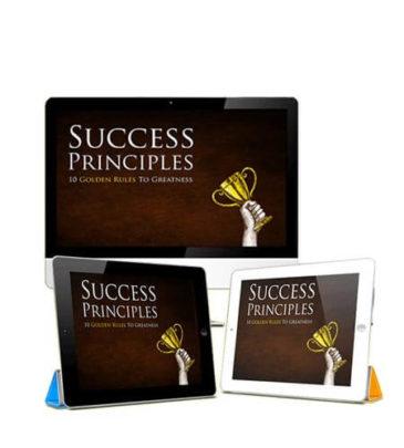 Success Principles Video