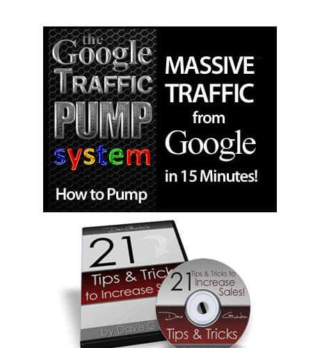 The Google Traffic Pump System (1)