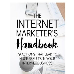 The Internet Marketer's Handbook