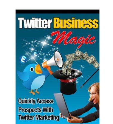 Twitter Business Magic