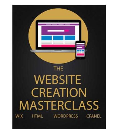 Website Creation Masterclass